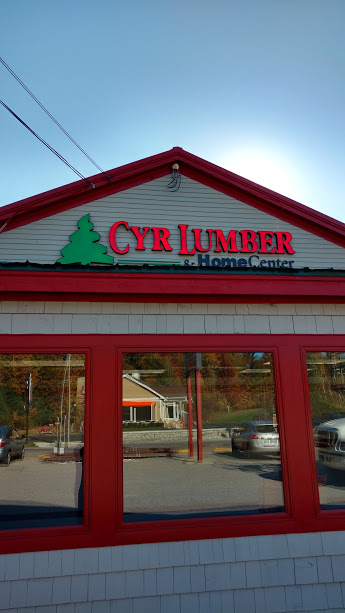 Cyr Lumber And Home Center Home